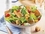 Photo Salade Caesar - Coco Poulette