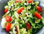 Photo Salade Végétarienne - Coco Poulette